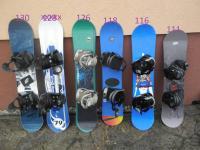Dětské snowboardy