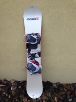 Snb Ride Havoc 152 cm, vč. vázání + boty zdarma